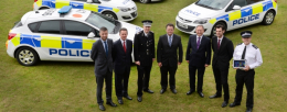 Vauxhall Special Vehicles stays connected in the field with Panasonic ProServices