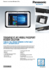 TOUGHBOOK M1 Mobile Passport Reader Spec Sheet / English